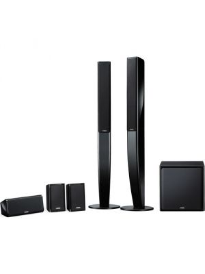 Yamaha NS-PA40BL 5.1-Channel Speaker System (Black)
