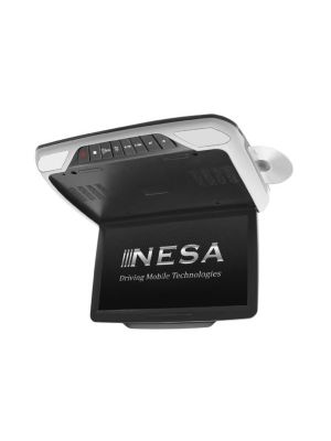 "NESA NSC-1414 14.1"" Wide Ceiling Mount Monitor w/ Built-In DVD/USB/SD/HDMI/MHL (NSC1414)"