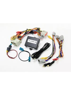 NAV-TV NTV-KIT230 - AllSYNC XG Interface for Select Ford 2009 - 2014 Vehicles with SYNC Radio (NTVKIT230)