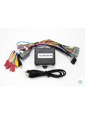 NAV-TV NTV-KIT260 AllGig XG HS Reverse Camera, VIM & Video Interface for Dodge/Chrysler/Jeep (NTVKIT260)