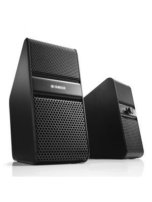 Yamaha NX-50 Desktop Audio Speaker System (Black)