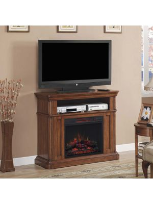 ClassicFlame Oakfield Wall or Corner TV Stand for TVs up to 47