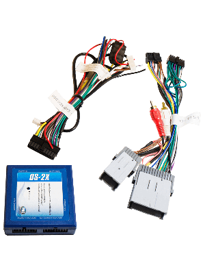PAC OS-2X Radio Replacement Interface With OnStar Retention For Select GM