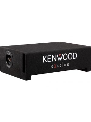 Kenwood Excelon P-XW804B Reference Series Ported Enclosure with one 8