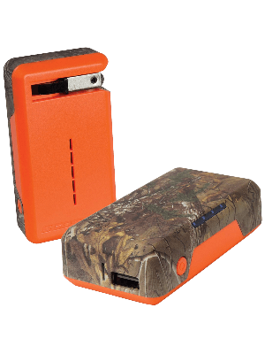 Scosche PBH71RT Portable Wall Charger & Backup Battery - Realtree Camo