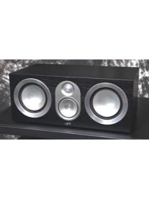 Paradigm® Prestige 45C Prestige Series Center Channel Speaker (Black Walnut)