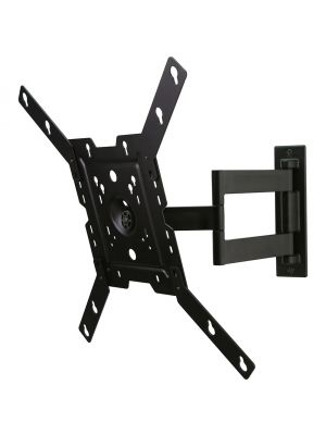 Peerless PRMA4X4 Universal Full Motion Tilting Wall Mount for 22-46