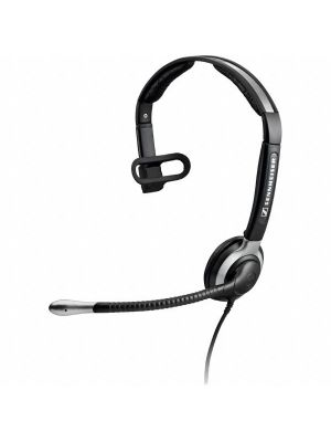Sennheiser CC515IP Monoaural Headset for VoIP Communication w/ ActiveGard® & Noise Cancelling Microphone