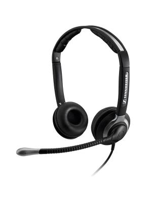 Sennheiser CC550 Binaural ActiveGard® Headset w/ Extra-Large Cups & Noise Cancelling Microphone