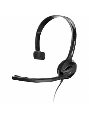 Sennheiser PC21II Single Sided Multimedia Headset w/ Noise Cancelling Microphone PC-21-II