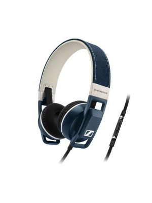 Sennheiser URBANITE Denim On Ear Headphones for iPhone/iPad/iPod