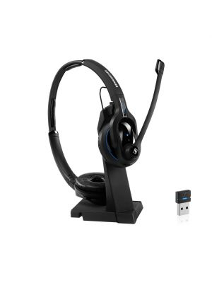 Sennheiser MBPRO2UC Premium Double Sided Bluetooth® Headset for UC Professionals