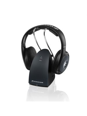 Sennheiser RS135 Supra-Aurul On-Ear Open Back Wireless Home Theater Headphones w/ 328' Range