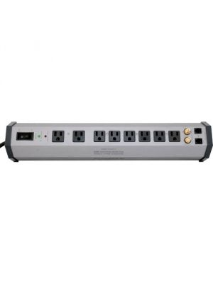 Furman PST-8 Power Station Home Theater Power Conditioner & Surge Protector - 8 Outlets