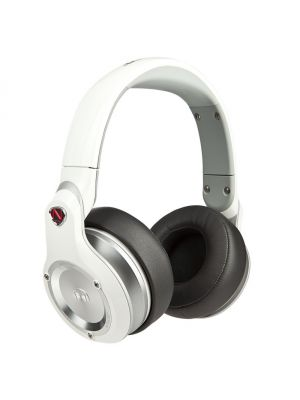 Monster® NC-MH-NPU-OE-WH-CU-WW NCredible NPulse Over-Ear Headphones with ControlTalk Universal™ (White)