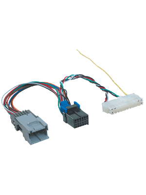 PAC PXHGM3 12 Pin Harness