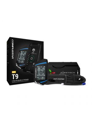 Compustar FT-DC3-LC Remote Start Module + ADS-THR-FM8 Harness + RFX-2WT9-FM Remote Kit
