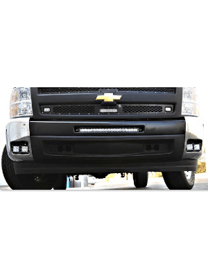 Rigid RIG40336 Chevy 1500 2011-2013 Chevy 2500/3500 2007-2010 OE Mounts