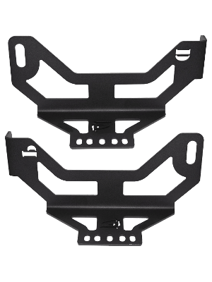 Rigid RIG46545 2008-2010 Ford Super Duty Bumper Mount