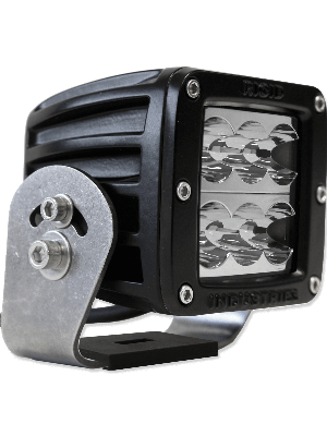 Rigid RIG52111 Dually HD Series Cube Wide Lights - Black