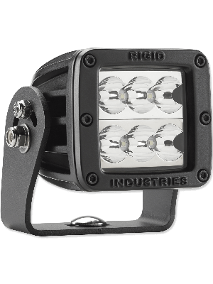 Rigid RIG52111MIL MIL-STD-461F Wide Certified Light