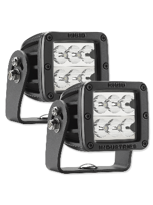 Rigid RIG52211MIL MIL-STD-461F Wide Certified Light (Pair)