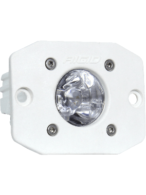 Rigid RIG60611 Ignite Flush Mount Spot Light - White