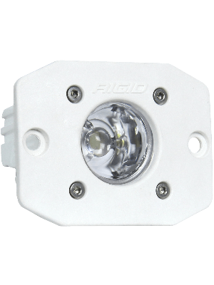Rigid RIG60621 Ignite Flush Mount Flood Light - White