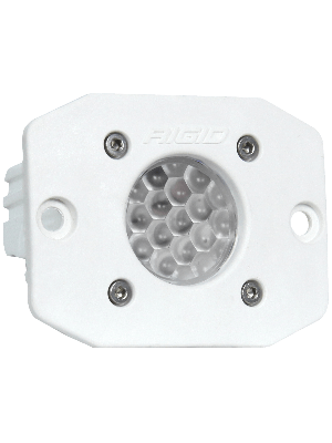 Rigid RIG60631 Ignite Flush Mount Diffused Light - White