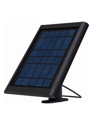 Ring 8ASPS7-BEN0 Solar Panel for Ring Spotlight Camera - Black