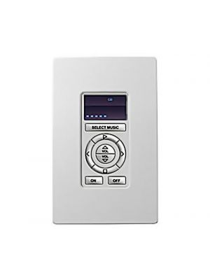 RTI RKM1+ 9 Button Single Gang In-wall Multi-room LED Keypad