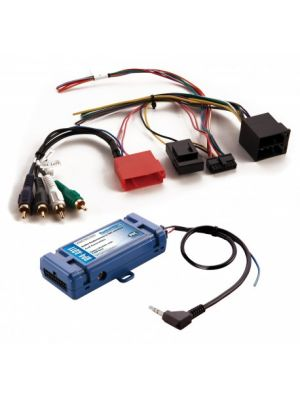 PAC RP4AD11 Radio Replacement Interface with SWC & Navigation Outputs, Audi