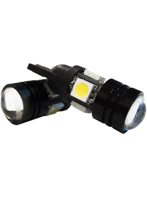 Race Sport RS-T10-LAMP-PR T10 High-Powered LED Projector LED Reverse Bulbs - Pair