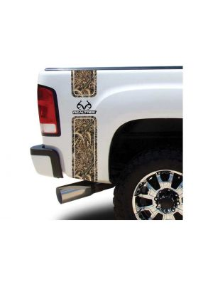 Realtree RT-BB-RL-MX5 Bed Band Accent Strips Logo with Max 5 10