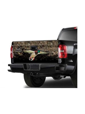 Realtree RT-TG-DK-MX5 Tailgate Graphics Matte Finish Duck with Max 5 26