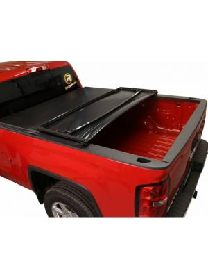 Rugged Liner FCF6599 Premium Tri-Fold Tonneau Cover - 6.5 Ft. Bed