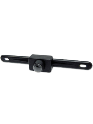 Accele RVC50N License Plate BAR STYLE Camera Standard View