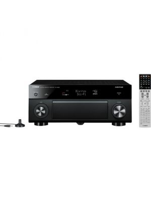 Yamaha AVENTAGE RX-A1020BL 7.2-Channel Home Theater Receiver with Apple AirPlay®