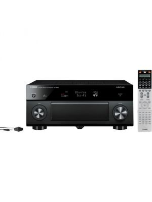 Yamaha AVENTAGE RX-A2020BL 9.2-Channel Home Theater Receiver with Apple AirPlay®