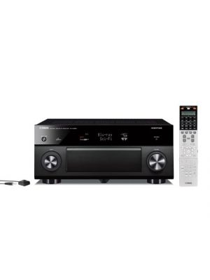 Yamaha AVENTAGE RX-A3020BL 9.2-Channel Home Theater Receiver with Apple AirPlay®