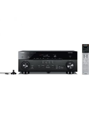 Yamaha AVENTAGE RX-A730 7.2-Channel Home Theater Receiver with Apple AirPlay® (RX-A730BL