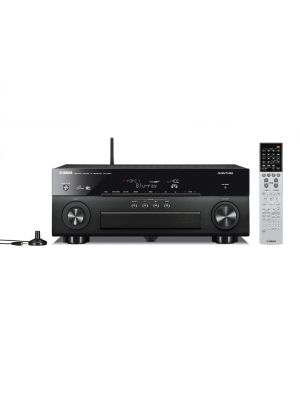 Yamaha AVENTAGE RX-A840BL 7.2 Channel Wi-Fi Network AV Receiver