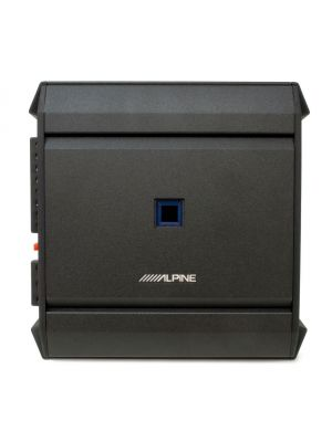 Alpine S-A32F S-Series 4-channel car amplifier — 55 watts RMS x 4