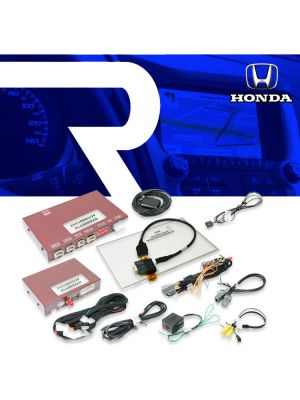 Rostra 250-7619 SoftTouch Navigation for Honda Odyssey 8