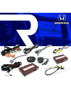 Rostra 250-7618 SoftTouch GPS Navigation AddOn for Honda 8