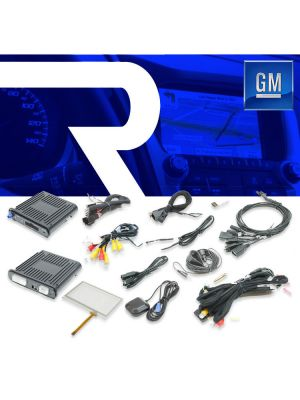 Rostra 250-7620 SoftTouch Navigation Addon for GM MyLink 4.2
