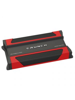 New Crunch PZ-4020.4-PRO POWERZONE Series 4000Watts 4-Channel Car Audio Amp