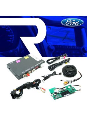Rostra 250-7615 SoftTouch Navigation Add-On for MyFord Touch 8