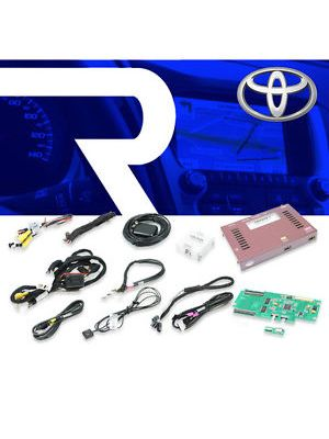 Rostra 250-7613 SoftTouch GPS Navigation Add-On for Toyota 6.1