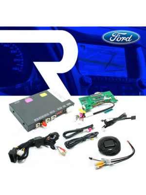 Rostra 250-7614 SoftTouch Navigation Add-On for MyFord Touch 8